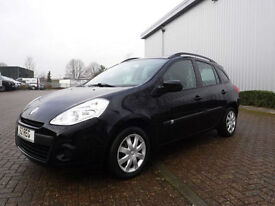 Renault Clio 1.5DCi Grand Tour Left Hand Drive(LHD)