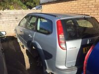 Breaking Ford Focus estate 2006 1.6 turbo diesel parts only