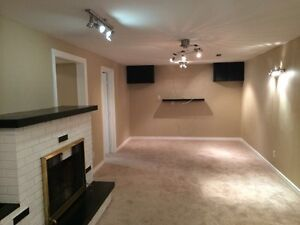 Convenient area one bedroom basement suite