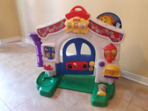 LEARNING HOME/ACTIVITY CENTER