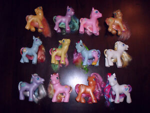 Tons of My Little Ponies Prince George British Columbia image 1