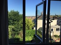 Grand views at sunny double bedroom
