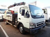 2008 FUSO Canter 75 DAY 7C18 Diesel white Manual
