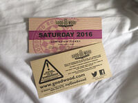1 x entry ticket for Saturday Goodwood Revival