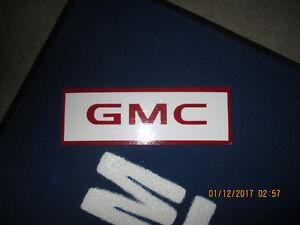 GMC SIGN.