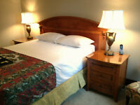 Historic Lake Louise Resort Hotel Bedroom Furniture