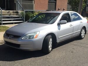 Honda Accord 145000km remote starter super clean 4cyl