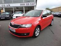 2014 Skoda Rapid Spaceback 1.2 TSI 105 SE 5dr 5 door Hatchback