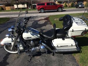 Mint Condition Harley Police Road King