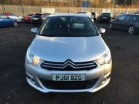 CITROEN C4 HATCHBACK 1.6 THP EXCLUSIVE 5DR EGST