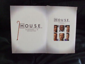 House - seasons 1 thru 6