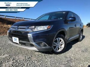 2016 Mitsubishi Outlander ES  - Bluetooth -  Heated Seats