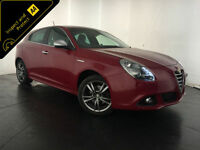 2014 64 ALFA ROMEO GIULIETTA EXCLUSIVE JTDM-2 1 OWNER SERVICE HISTORY FINANCE PX