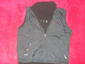 New Men's Nike Reversible Vest