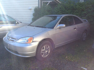 2001 Honda Civic si Coupé (2 portes)