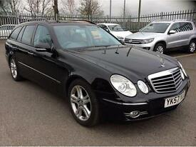2007 MERCEDES E-CLASS E320 CDI AVANTGARDE ESTATE DIESEL