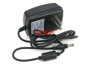 NEW 12V 200mA 0.2A AC/DC Power ac adapter Power supply
