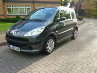 2009 Peugeot 1007 1.4 HDi Left hand drive lhd UK registered