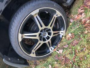 4x100 4x114.3 wheels rims