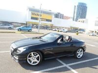 2012 Mercedes-Benz SLK 1.8 SLK200 BlueEFFICIENCY AMG Sport 7G-Tronic Plus