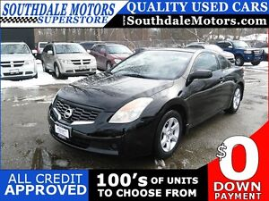 2009 NISSAN ALTIMA COUPE S * LEATHER * SUNROOF * MINT CONDITION
