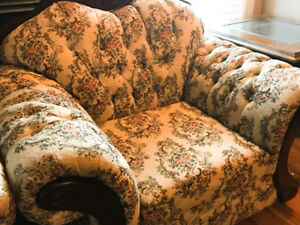 High Quality Rarely Used Sofa, Loveseat, and Armchair