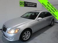 2009 MERCEDES-BENZ S CLASS 3.0 S320 L CDI AUTO DIESEL BUY FOR £38 A WEEK FINANCE