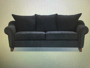 Chenille Couch Set for Sale - Like New