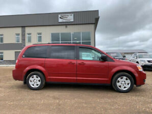 2008 DODGE GRAND CARAVAN ** LOW KMS **