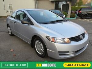 2010 Honda Civic DX-G MAN A/C MAGS GR ELECTRIQUE