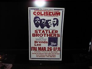 County Hatch Show Print Poster