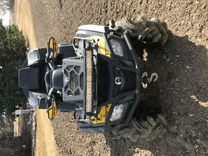 2012 800 can am xmr