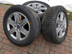 2019 Ford F150 Stock 20 inch Wheels/Tires . NEW