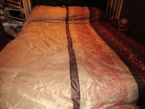 king size bed spread