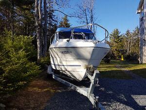 Campion Explorer 542 Fresh Water Use