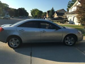2007 Pontiac G6 Sedan UPDATE 08/30/16 SAFEIED & E-TESTED