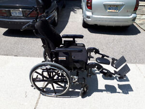 Excellent condition Wheelchair