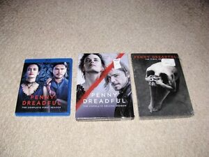 PENNY DREADFUL COMPLETE TV SERIES SET FOR SALE!