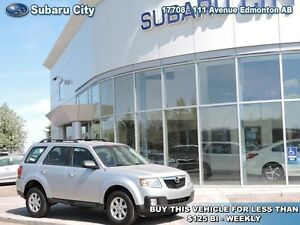 2011 Mazda Tribute GX AWD  Low Kilometer 4WD Automatic
