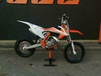 2020 KTM 85 85cc SX Big Wheel / Small wheel, Very limited stock, last few 2020s!