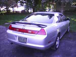 Honda Accord sport coupe 1999 ETested $1200
