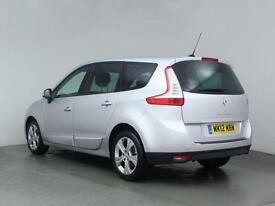 2012 RENAULT GRAND SCENIC 1.5 dCi 110 Dynamique TomTom 5dr MPV 7 SEATS