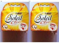 Soleil razors brand new X64 pieces