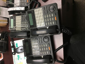 Office Phones Panasonic T7433