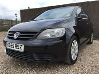 VW GOLF PLUS AUTOMATIC *FINANCE AVAILABLE* 40,000 MILES*