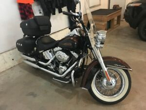 2009 Harley Davidson Softail Deluxe Special Edition