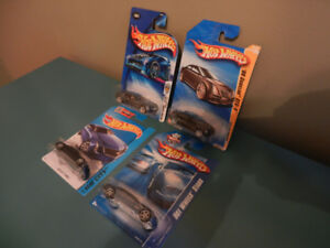 Hot Wheels Cadillacs Lot of 4 Variations