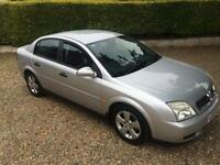 Vauxhall/Opel Vectra 1.8i 16v 2003.5MY Club