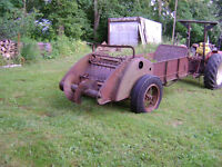 For Sale - Antique John Deere Manure Spreader