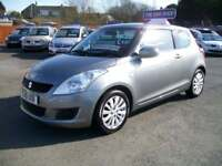 2011 SUZUKI SWIFT 1.2 SZ3 TWO LADY OWNERS AND F.S.H